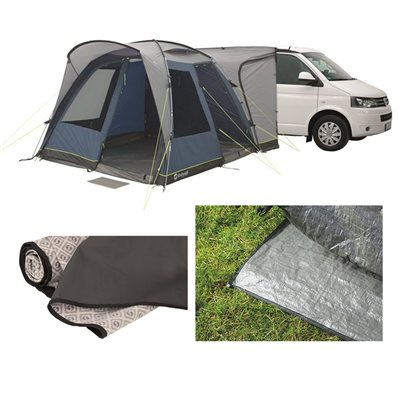Outwell Milestone Pro Awning Package Deal 2018  - Click to view a larger image