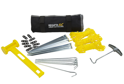 Regatta Camping Accessory Kit 2020  - Click to view a larger image