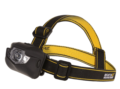 Regatta Cree 5 LED Headtorch 2019  - Click to view a larger image