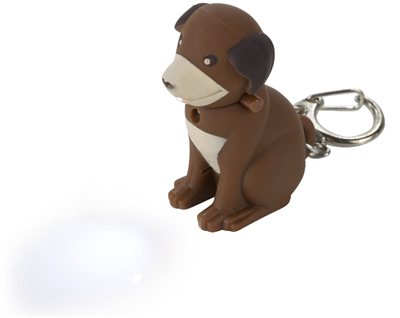 Regatta Keyring Animal Torch 2019  - Click to view a larger image