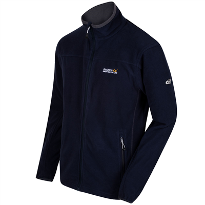 Regatta Stanton II Mens Fleece  Navy/S Grey 2018  - Click to view a larger image