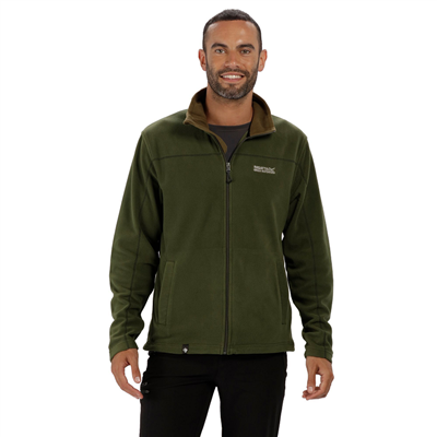 Regatta Fairview Mens Fleece Racing Green  2018  - Click to view a larger image