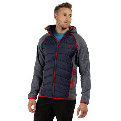 Regatta Andreson III Mens  Jacket  Navy/Navy 2018  - Click to view a larger image