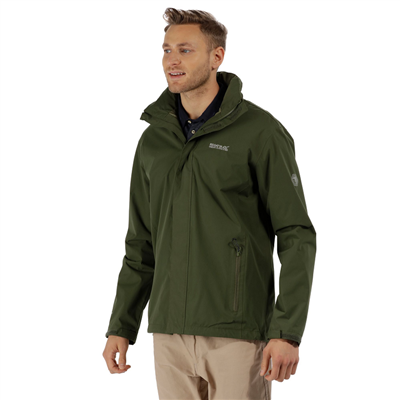 Regatta Matt Jacket Racing Green 2018  - Click to view a larger image