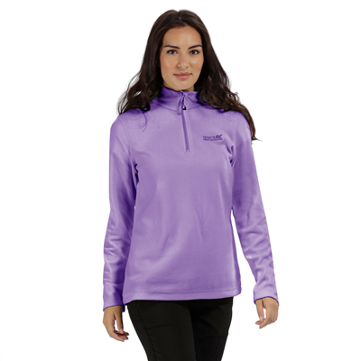 Regatta Sweethart Fleece PaisleyPurple 2018  - Click to view a larger image