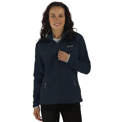 Regatta Floreo II Fleece Navy SS 2020  - Click to view a larger image
