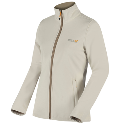 Regatta Connie III PolarBear/(Parchment) Jacket 2018  - Click to view a larger image