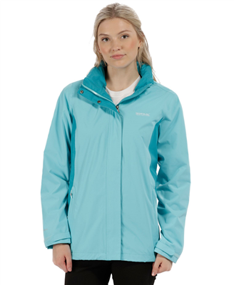 Regatta Daysha Womens Jacket Horizon/Aqua 2018  - Click to view a larger image
