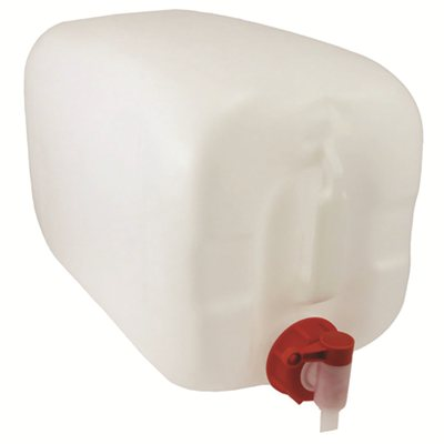 Crusader 10L Water Container with Airflow Tap  - Click to view a larger image
