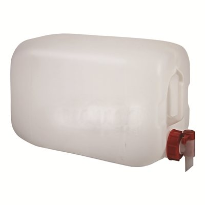 Crusader - 25L Water Container with Airflow Tap