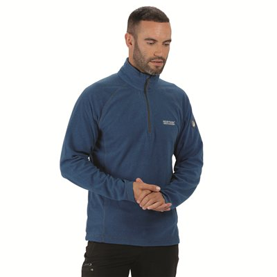 Regatta Montes Mens Fleece Oxford Blue 2018  - Click to view a larger image