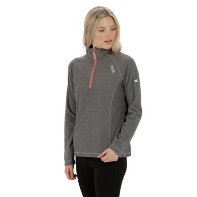 Regatta Montes Womens Fleece Dark Steel 2020  - Click to view a larger image