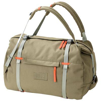 Jack Wolfskin Roamer 40 Duffle Bag – Burnt Olive