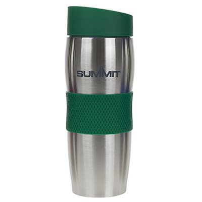 Summit 380ml Double Walled Thermal Mug 2018  - Click to view a larger image