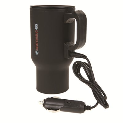 Summit 12v Heated Travel Mug 2018  - Click to view a larger image