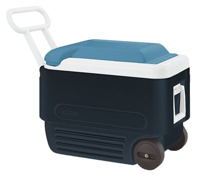 Igloo Maxcold Roller 40Qt Cooler 2020  - Click to view a larger image