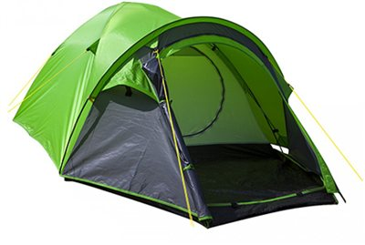Pinnacle 3 Double Skin Dome Tent 2018
