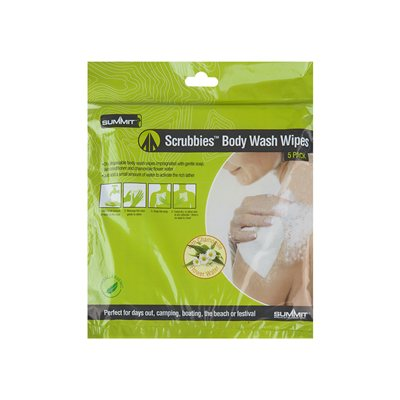 Summit Scrubbies Bodywash Cloths 2018  - Click to view a larger image
