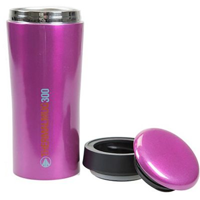 Summit Thermal Mug with Lid Pink 2018  - Click to view a larger image