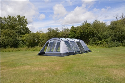 Kampa Texel 6 Tent Package Deal 2019  - Click to view a larger image