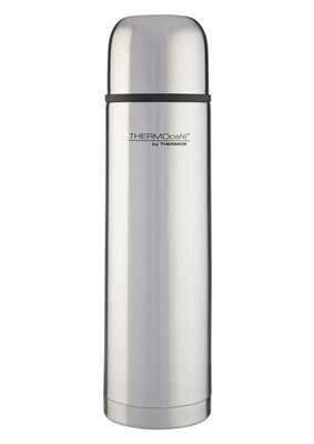 Thermos  ThermoCafe Stainless Steel Flask  - Click to view a larger image