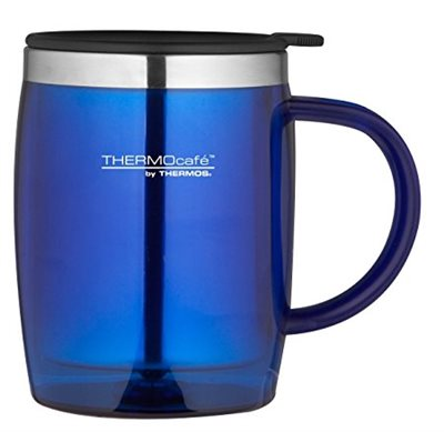 Thermos  ThermoCafe Translucent Desk Mug 450ml  - Click to view a larger image