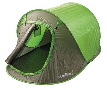 Summit Hydrahalt 2 Pop Up Tent   - Click to view a larger image