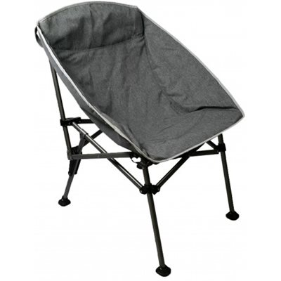 Crusader Hawaii Folding Bucket Camping Chair  - Click to view a larger image