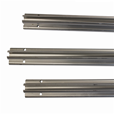 Crusader Motorhome and Caravan Awning Rail Pack 3 x 1.2m Strips  - Click to view a larger image