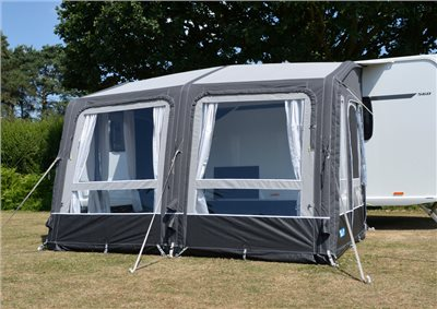 Kampa Dometic Grande Air All Season 330 Caravan Awning 2020  - Click to view a larger image