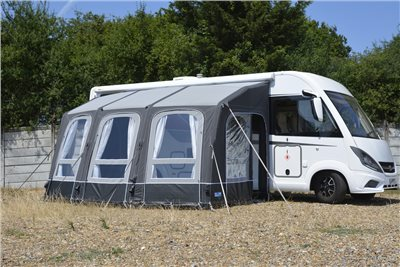 Kampa Dometic Ace AIR All Season 400 Motorhome Awning 2020  - Click to view a larger image