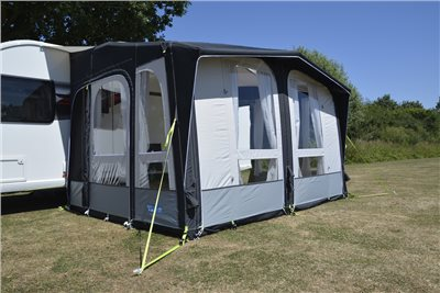 Kampa Club Air PRO 330 Caravan Awning 2019  - Click to view a larger image