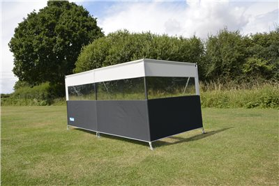 Kampa Dometic Pro Windbreak 3 Panel 2020  - Click to view a larger image