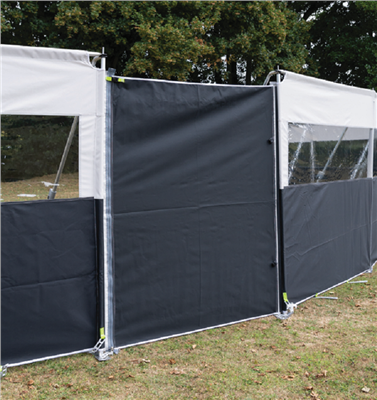 Kampa Dometic Pro Windbreak Door 2020  - Click to view a larger image