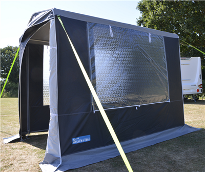 Kampa Dometic Store PVC Tent 2020  - Click to view a larger image