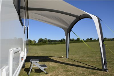 Dometic Sunshine AIR Pro 300 Caravan Awning 2021  - Click to view a larger image