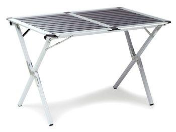 Gelert Aluminium 4 Person Double Roll Up Table 2009 Campingworld