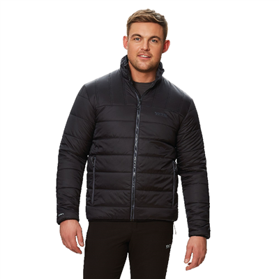 Regatta Icebound IV Mens Jacket Black  2018  - Click to view a larger image
