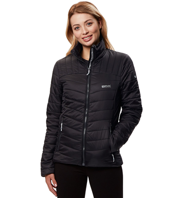 Regatta Icebound III Womens Jacket Black 2018  - Click to view a larger image