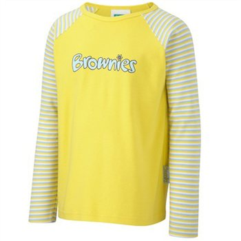 David Luke - Brownie Long Sleeved T-Shirt