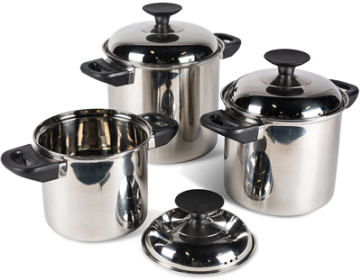 Kampa Space Saver Cook Set   - Click to view a larger image