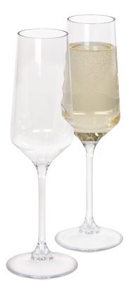 Kampa Soho Champagne/ Prosecco Flute  - Click to view a larger image