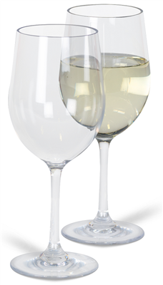 Kampa Noble White Wine Glass   - Click to view a larger image