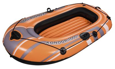 Bestway Kondor 1000 Inflatable Raft   - Click to view a larger image