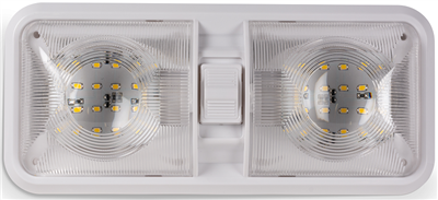 Kampa Double Ceiling Light 2019  - Click to view a larger image