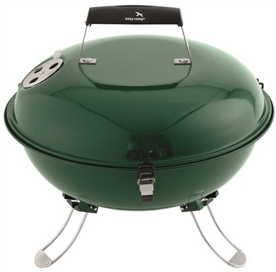 Easy Camp Adventure Grill BBQ Green  - Click to view a larger image