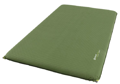 Outwell Dreamcatcher Double 10cm Self-inflating Mat  - Click to view a larger image