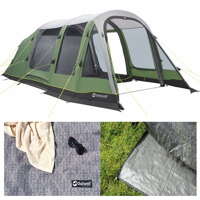 Outwell Chatham 4A Air Tent Package Deal 2019  - Click to view a larger image
