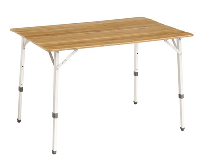 Outwell Cody L Bamboo Table 2019  - Click to view a larger image