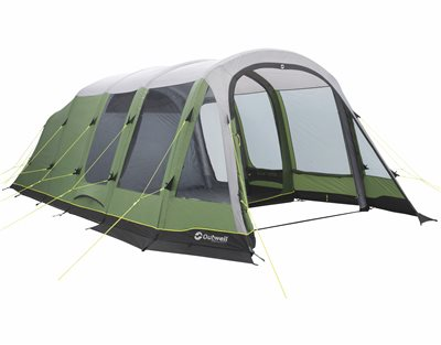Outwell Woodburg 6A Air Tent 2019  - Click to view a larger image